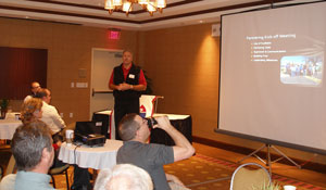 Jan. 10, 2012: Tim Muller, Austin Bridge & Road (Speaker)