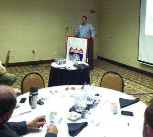Oct. 9, 2012: Jeff Benedict, Speaker